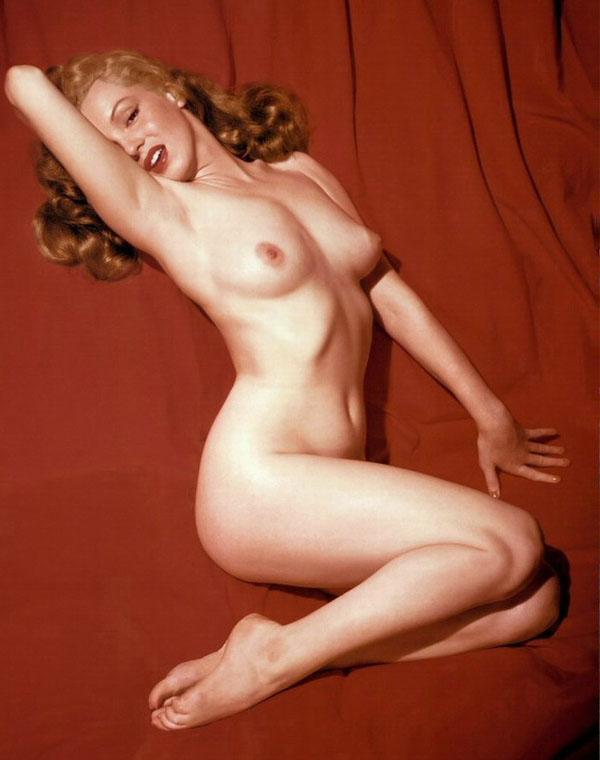 Marilyn Monroe, Diciembre 1953
