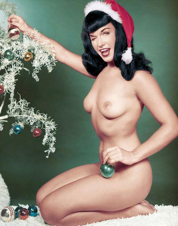 Bettie Page, Miss Enero 1955
