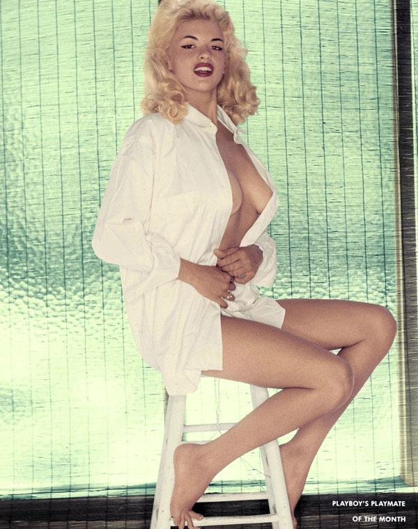 Jayne Mansfield, Miss Febrero 1955