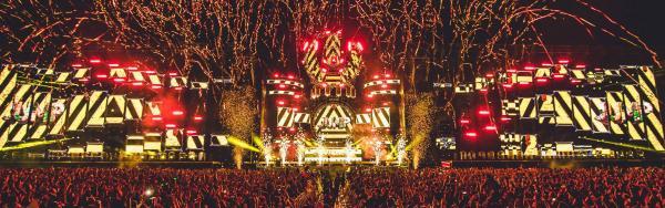Imagen del festival de electrónica