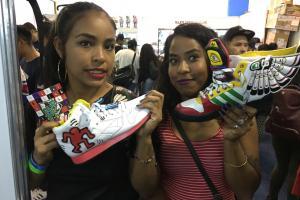 Imagen del público asistente disfrutando del Sneaker Fever 2017