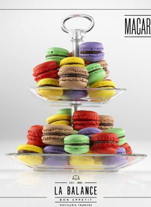 Macarons: La Balance